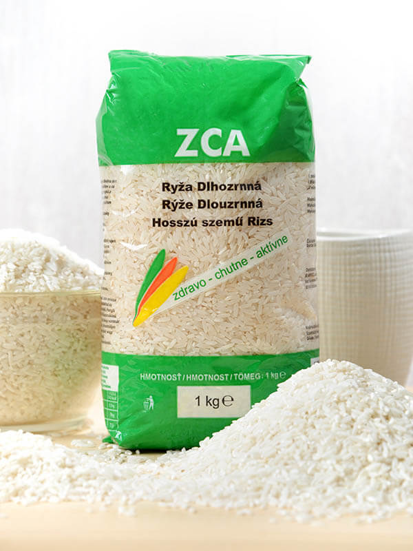 ZCA long-grain rice 1kg